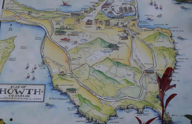 Mapa de Howth.JPG